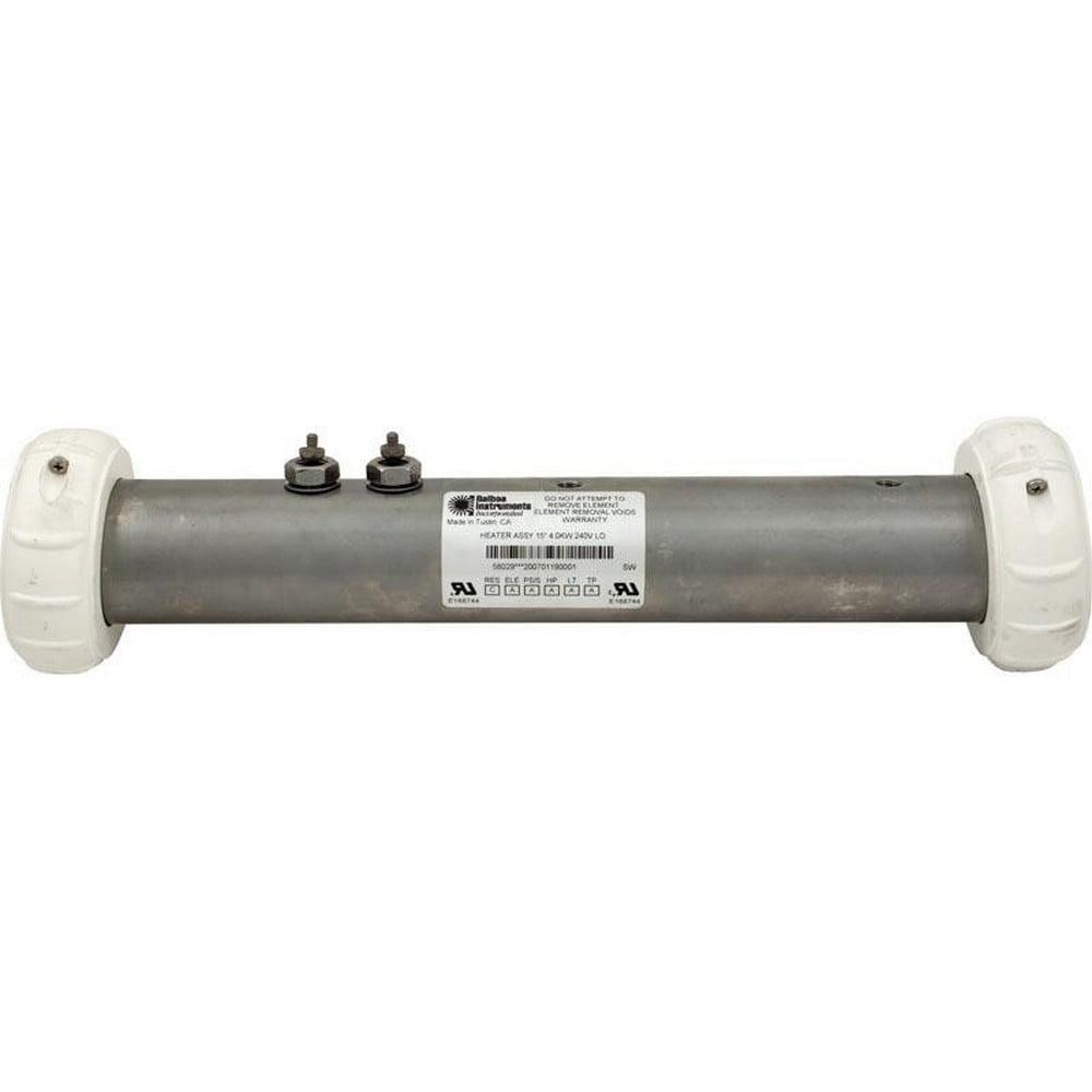 """Balboa 58029 15"""" 4KW 240V Spa Heater Assembly 58029"""