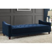 Novogratz Vintage Tufted Sofa Sleeper Ii Multiple Colors Image 3 Of 15
