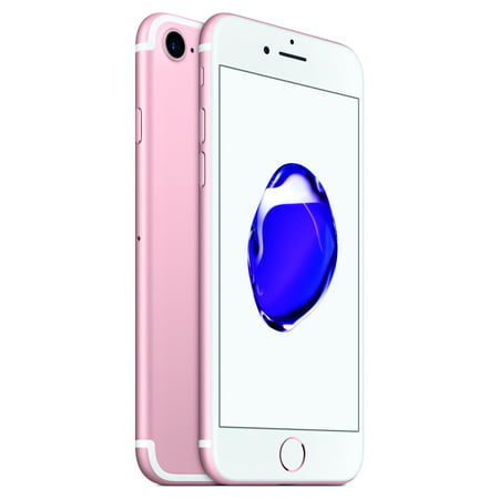 Tracfone Apple iPhone 7, 32GB Rose Gold - Prepaid Smartphone