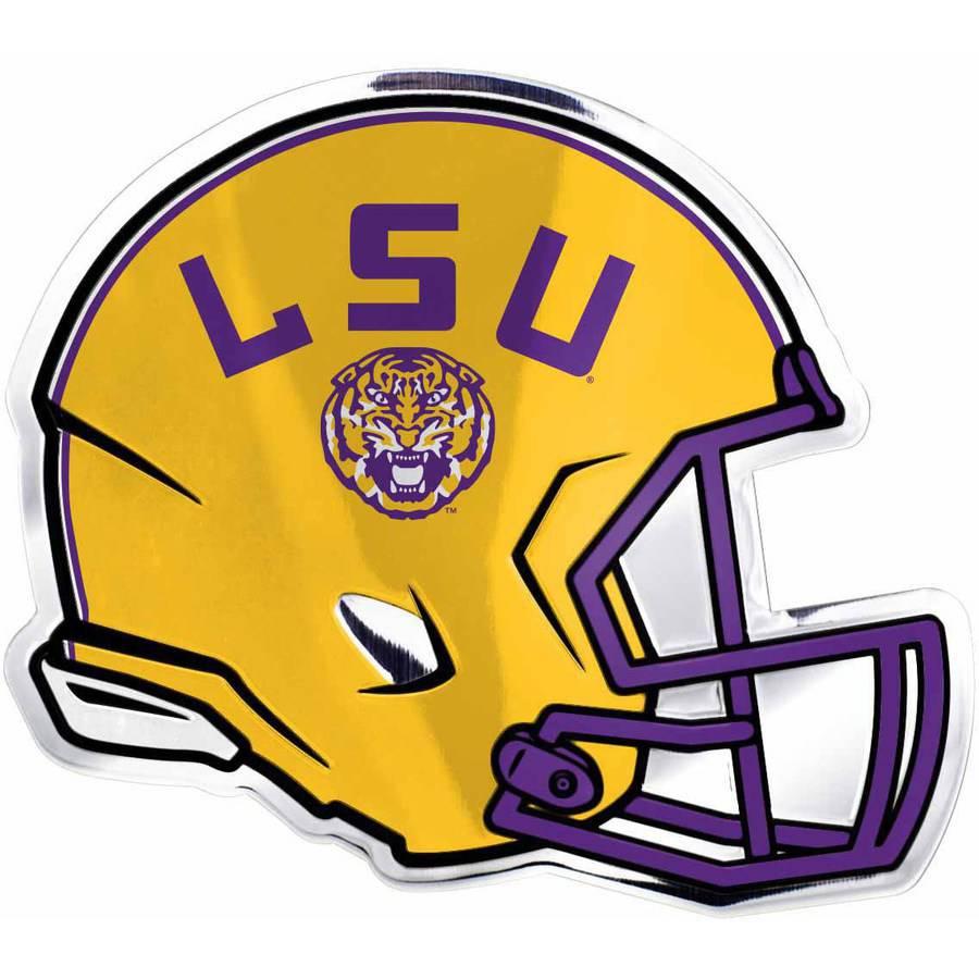 NCAA LSU Helmet Emblem