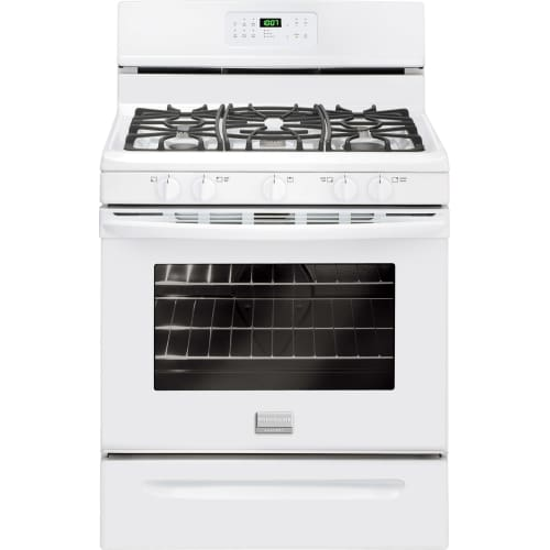 frigidaire fggf3030p 30 inch gallery freestanding gas range 12 inch rh walmart com frigidaire gallery oven user manual frigidaire convection oven user manual