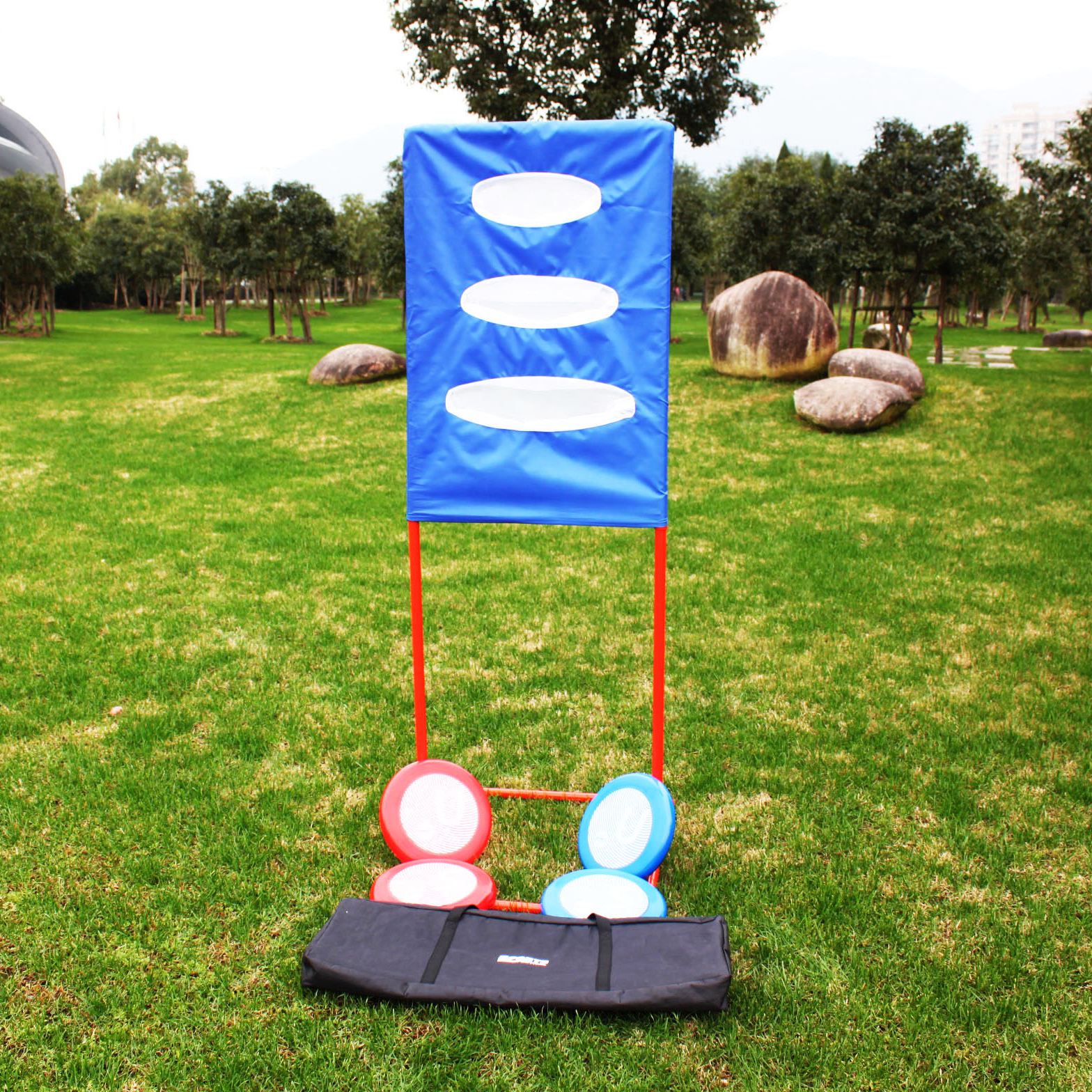 Sports Festival Disc Golf Toss Game by Zhejiang Phelps Lighting Technololgy Co., Ltd.