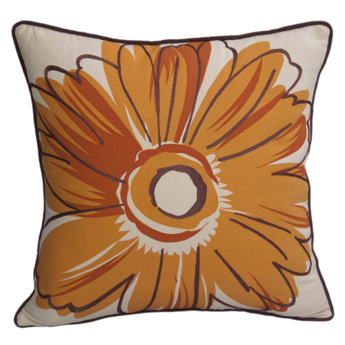 Jovi Home Madeline Cotton Throw Pillow