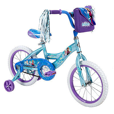 Cycling Huffy 41395 16 in. Girls Frozen Bicycle [Istilo236933] by GSS
