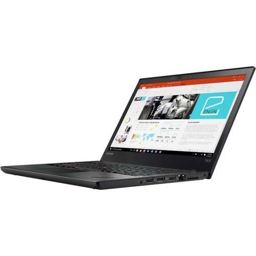 "Lenovo ThinkPad T470 20JM000FUS 14"" LCD Notebook - Intel Core i7 (6th Gen) i7-6600U Dual-core (2 Core) 2.60 GHz - 8 GB DDR4 SDRAM - 256 GB SSD - Windows 7 Professional 64-bit (English) upgradable"