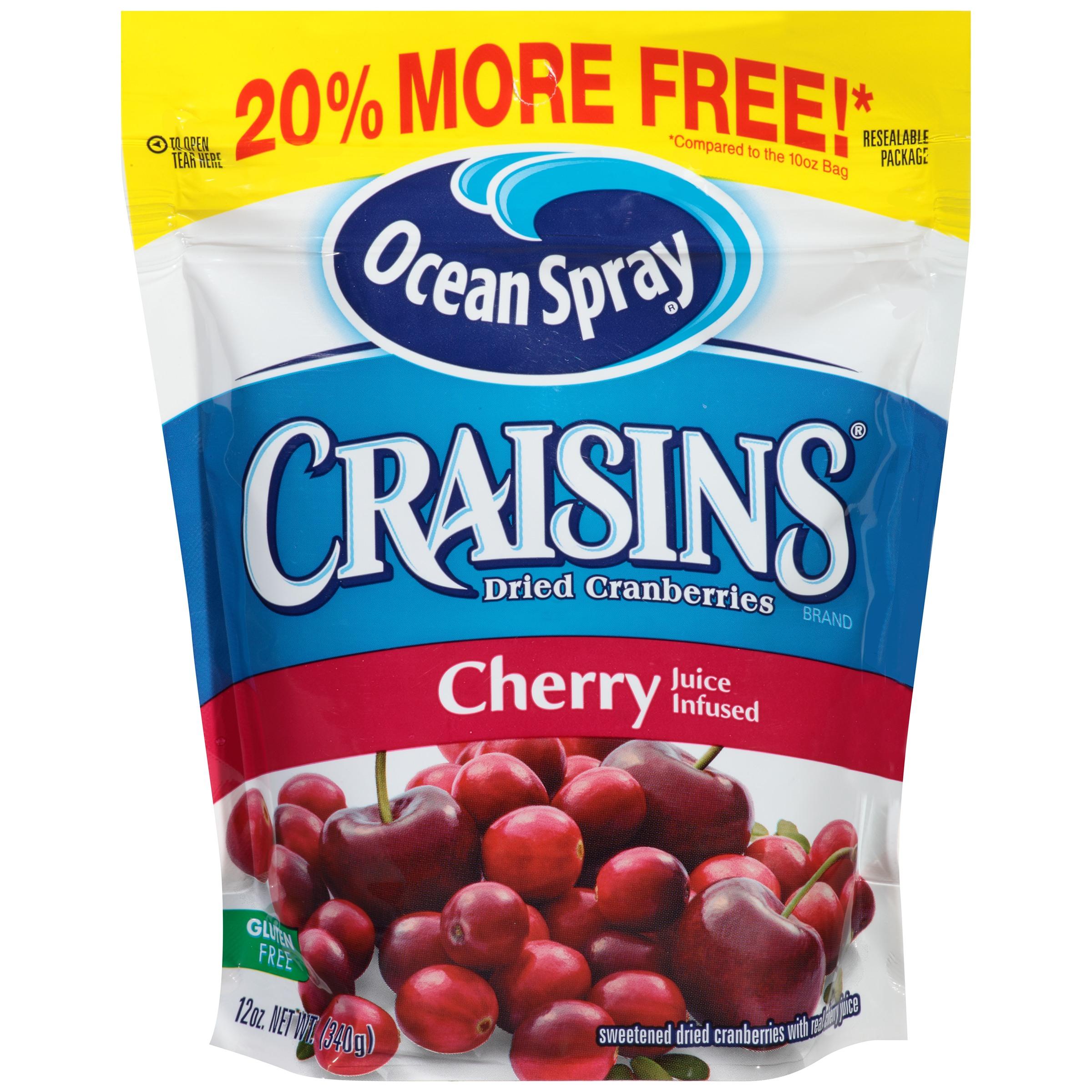Ocean Spray Dried Cherries