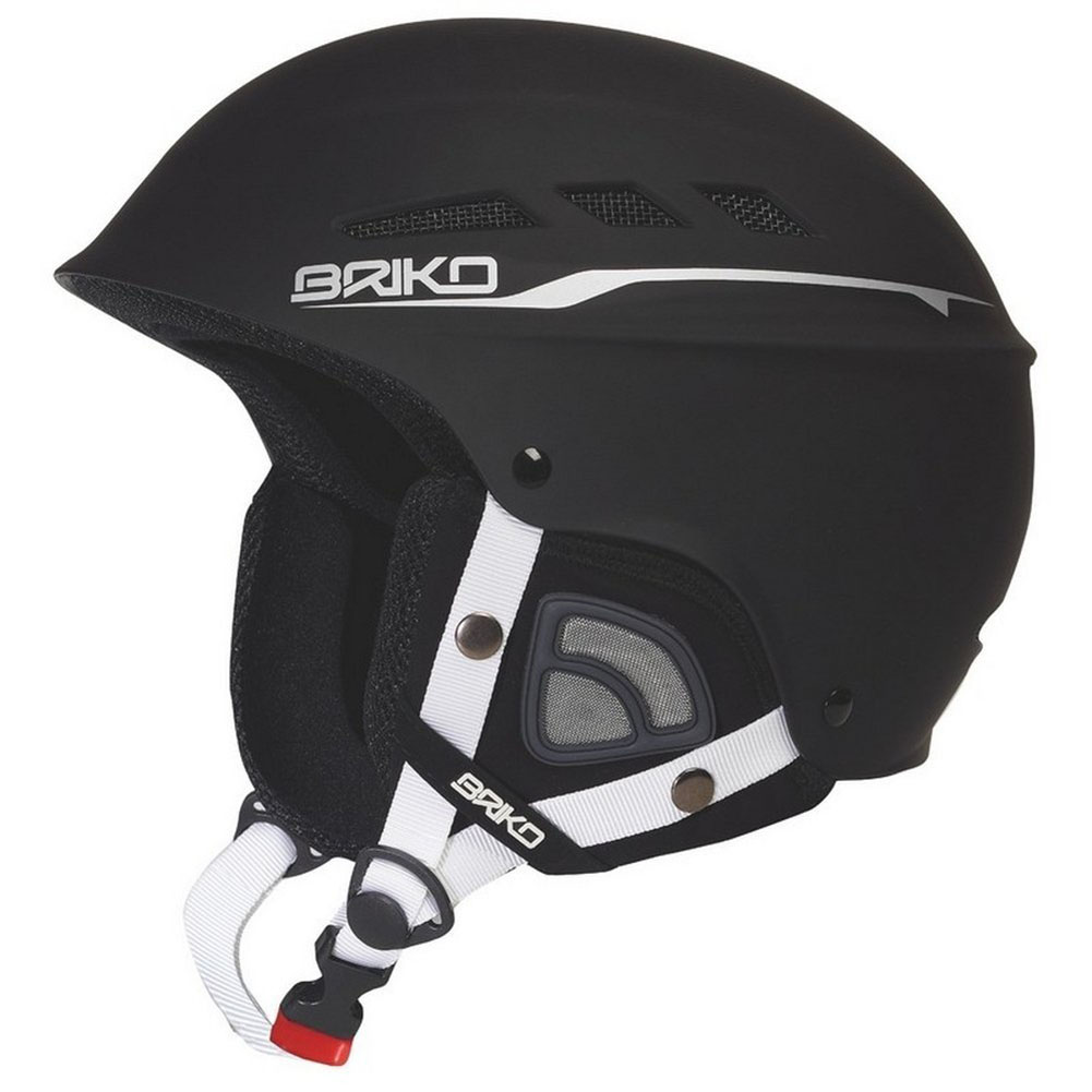 Briko Boom Evo Helmet Matt Black Size: Large (59-60CM) by SOGEN SPORTS INC.