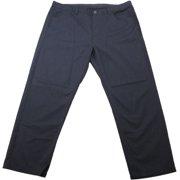 Calvin Klein Men's Size 38 x 30 Stretch Lifestyle Twill Pants, Charcoal