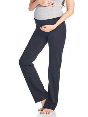 37ec6971dd3ec Product Image Beachcoco Women's Maternity Fold Over Comfortable Lounge Pants