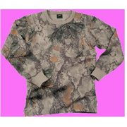 Natural Gear 112693 Natural Camo L-S T-Shirt Large Sold Out For 2010