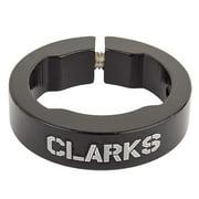 Clarks CLR Lock-On Rings, Black