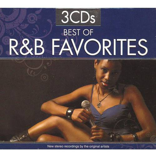The Best Of R&B Favorites (3CD)