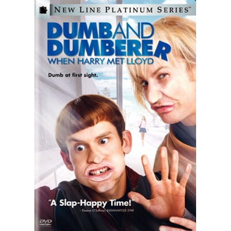 Dumb And Dumberer: When Harry Met Lloyd (DVD) - Harry Dunne Dumb And Dumber