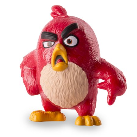Angry Birds - Collectible Figure - Red Angry](Game Angry Birds Friends Halloween)