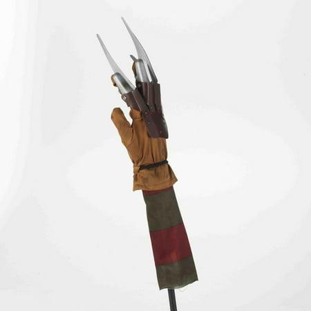 Freddy Krueger Arm Stake - Freddy Krueger Metal Glove