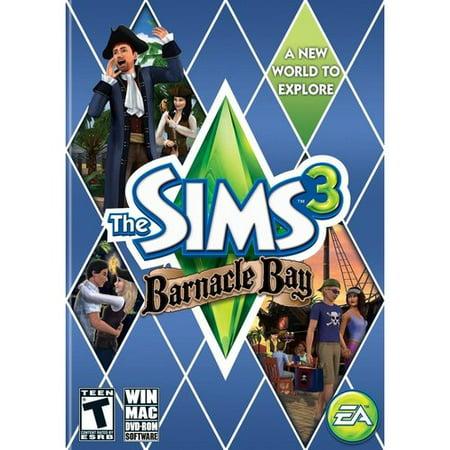 Sims 3  Barnacle Bay  Pc