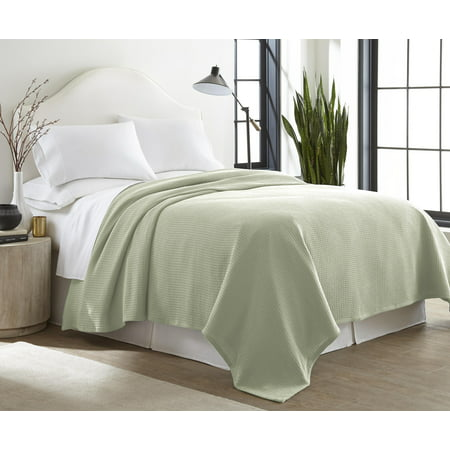 Dover Blanket - Sun Yin All-Season 100% Cotton Woven Blanket Collection