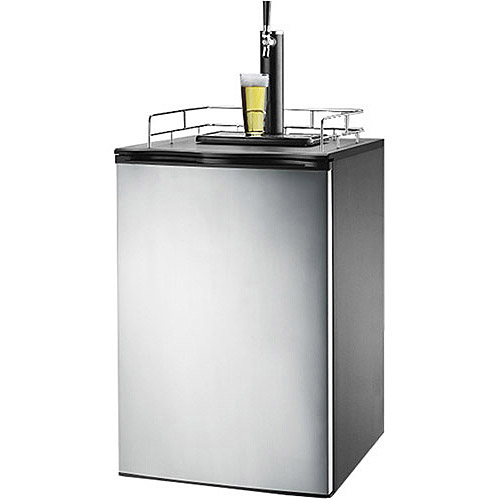 Igloo 6.1-Cubic Foot Kegerator Beer Dispenser / Refrigerator