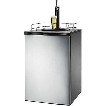 Igloo 6.1-Cubic Foot Kegerator Beer Dispenser / Refrigerator