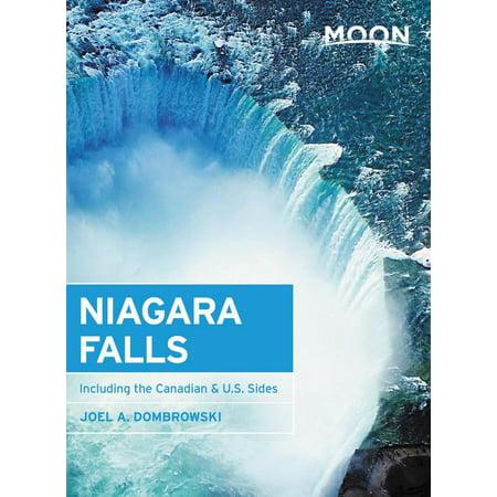 Moon Niagara Falls - Halloween Niagara Falls