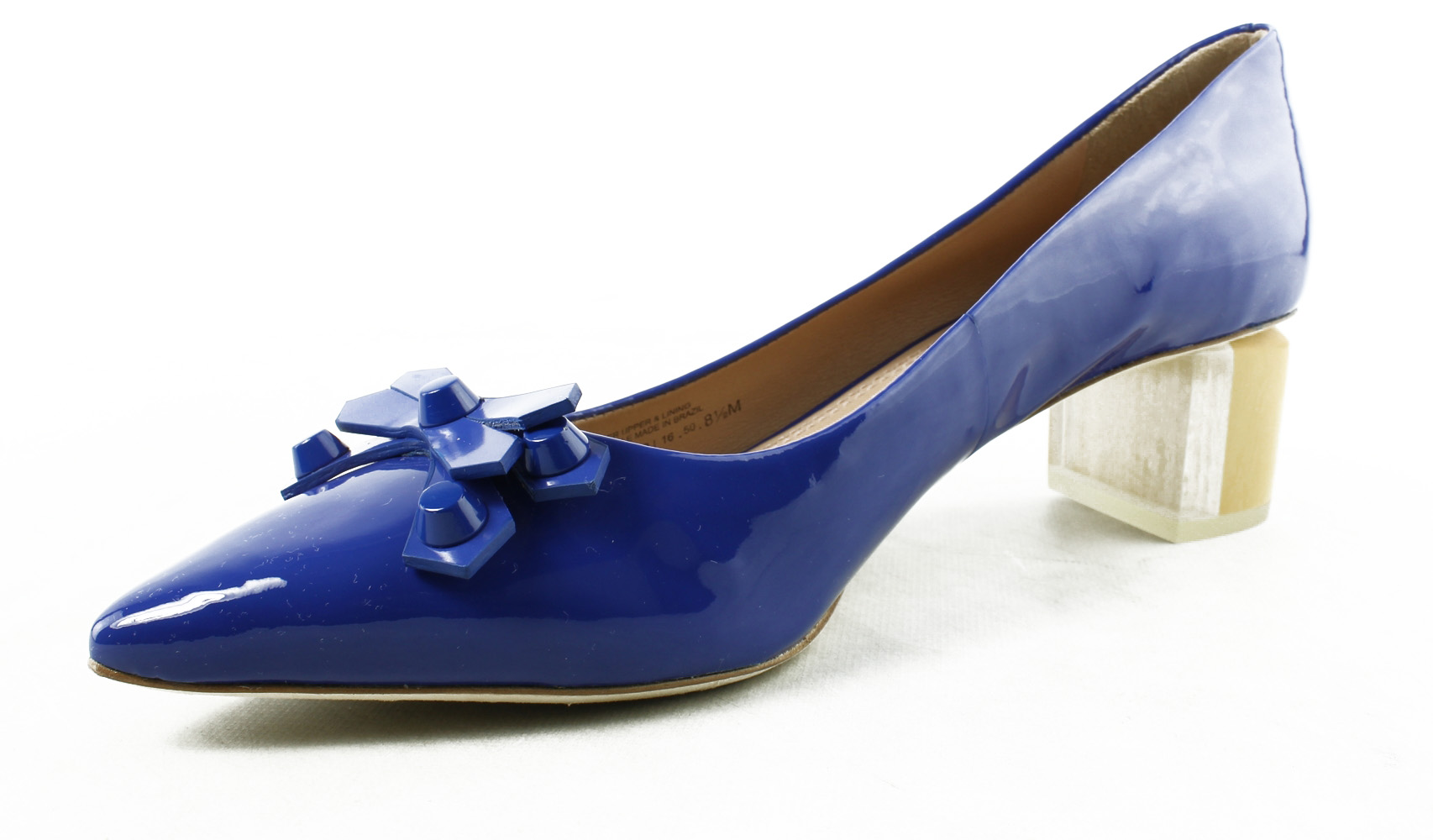 Tory Burch Womens  Blue Pumps Heels Size 8 New