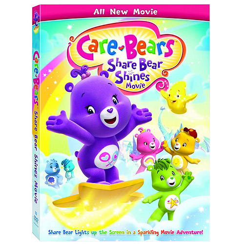 CARE BEARS-SHARE BEAR SHINES MOVIE (DVD) (WS/ENG/ENG SUB/2.0 DOL DIG)
