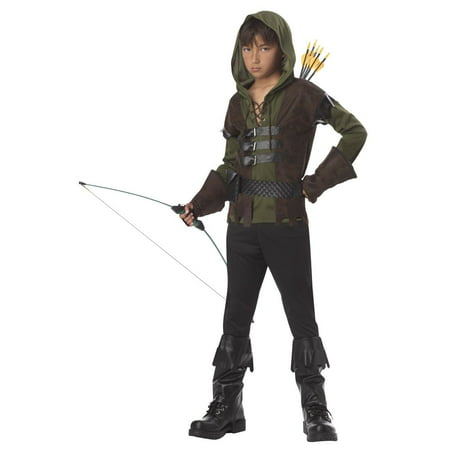 Child Robin Costume (Robin Hood Child Halloween)