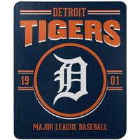 Detroit Tigers The Northwest Company 50'' x 60'' Southpaw Fleece Throw Blanket