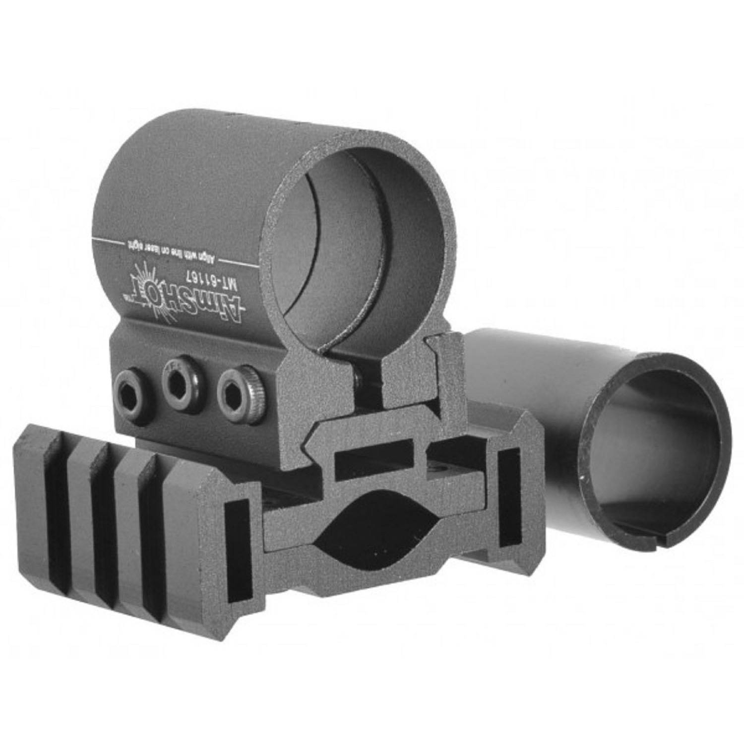 AimSHOT MT61169 Tri-Rail and Rail Mount Combo package