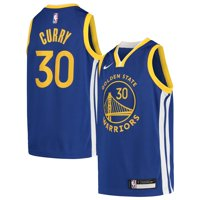 Stephen Curry Golden State Warriors Nike Youth Team Swingman Jersey - Icon Edition - Royal
