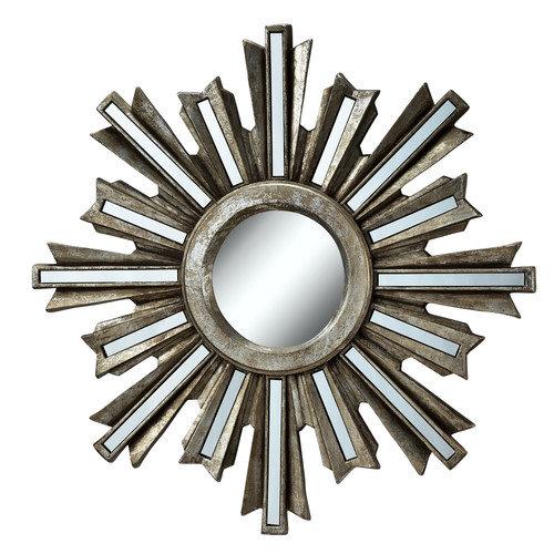 SPI Home Deco Sunburst Wall Mirror