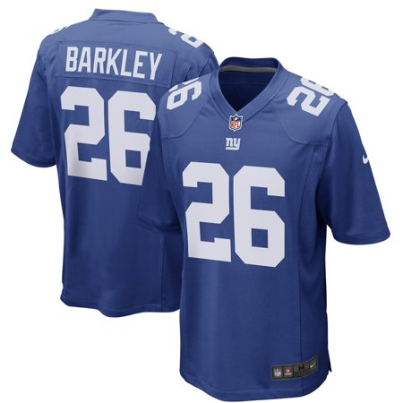 Saquon Barkley New York Giants Nike Game Jersey - Royal