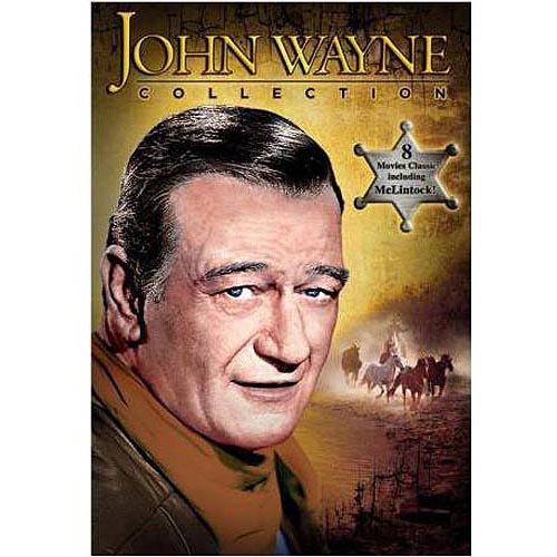 John Wayne Collection - Mclintock! / The Dawn Rider / Texas Terror / The Hurrican Express / American Hero Of The Movies / The Trail Beyond / The Star Packer (Full Frame)