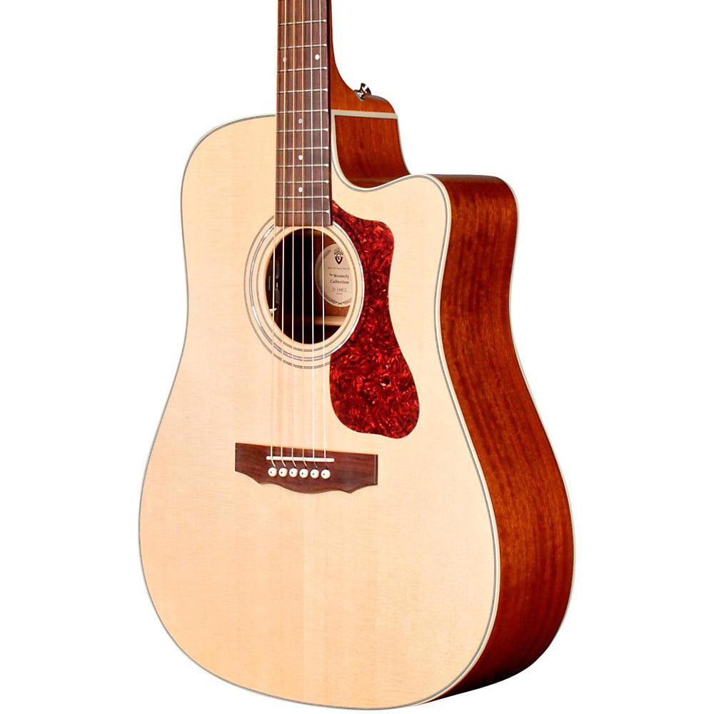 Guild D-140CE Acoustic-Electric Guitar Natural