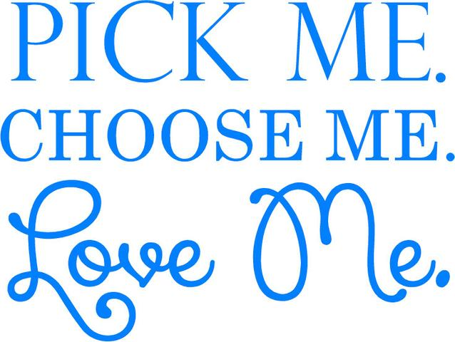 "Greys Anatomy Wall Decor - ""Pick Me. Choose Me. Love Me"" 