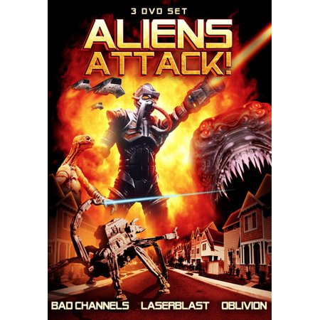 Aliens Attack   Bad Channels   Laserblast   Oblivion
