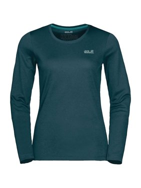 jack wolfskin indian springs shirt woman