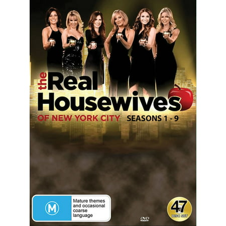 Real Housewives Of New York: Seasons 1-9 (DVD)