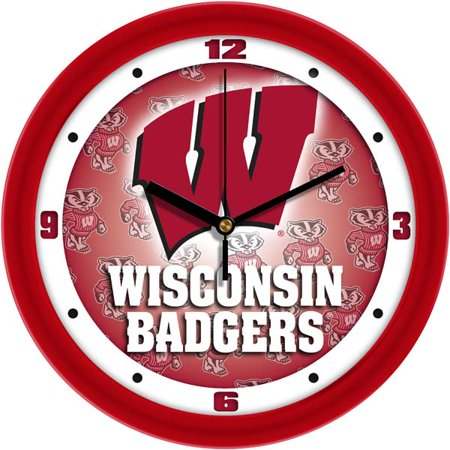 - Wisconsin Dimension Wall Clock