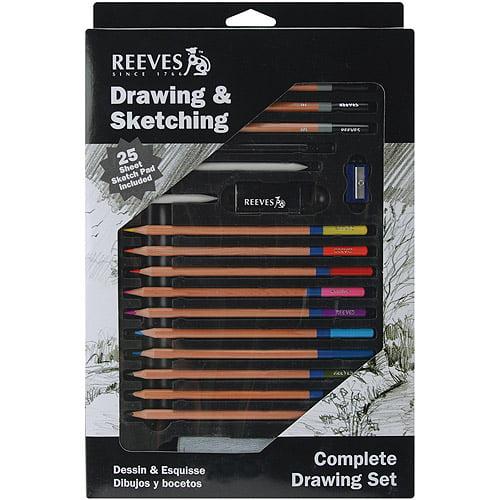 Reeves Complete Drawing & Sketching Kit