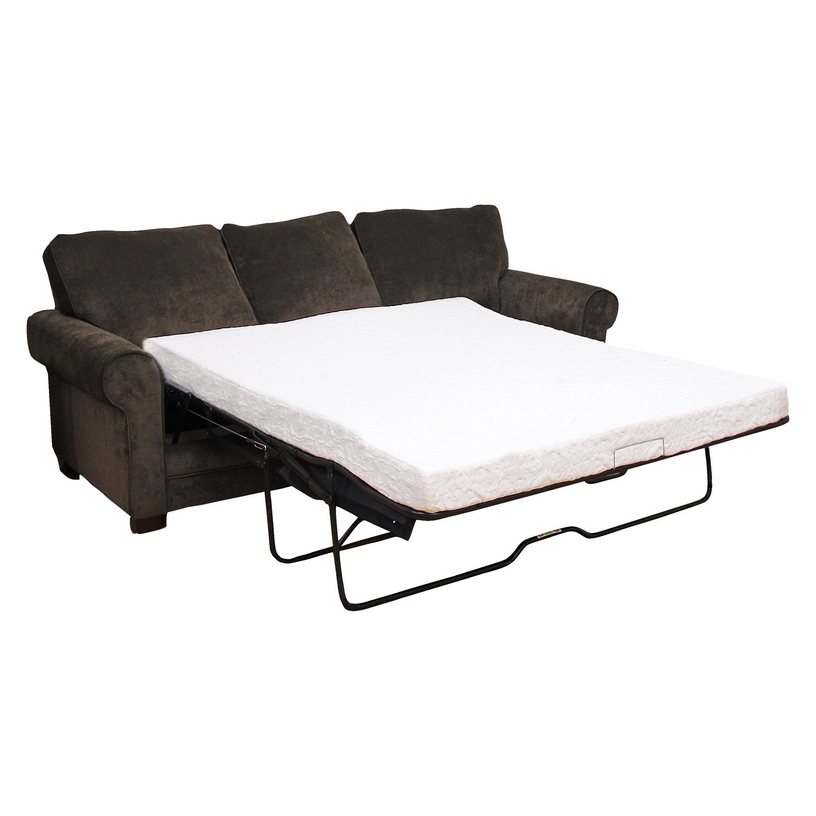 Classic Brands Cool Gel 4.5 in. Gel Memory Foam Sofa Bed Mattress
