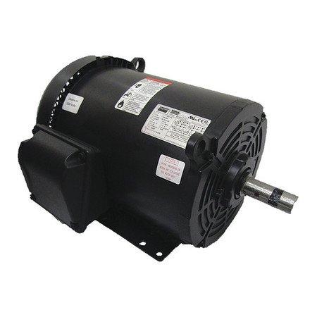 DAYTON 4GYZ7 Mtr,3 Ph,10 HP,3485,208-230/460,Eff - 910 Motor