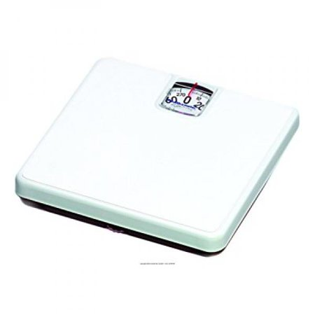 Health O Meter Dial Scale (Health o meter Mechanical Floor Scale, Floor Scale Dial 270Lbs, (1 EACH, 1 EACH) )