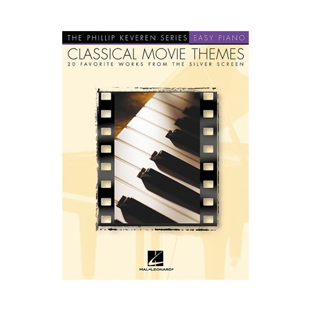 Classical Movie Themes 20 Favorite Works From Silverscreen Easy Piano Keveren [Paperback] [Sep 01, 2003] Leonard Corporation, Hal - Halloween Theme Piano Cover