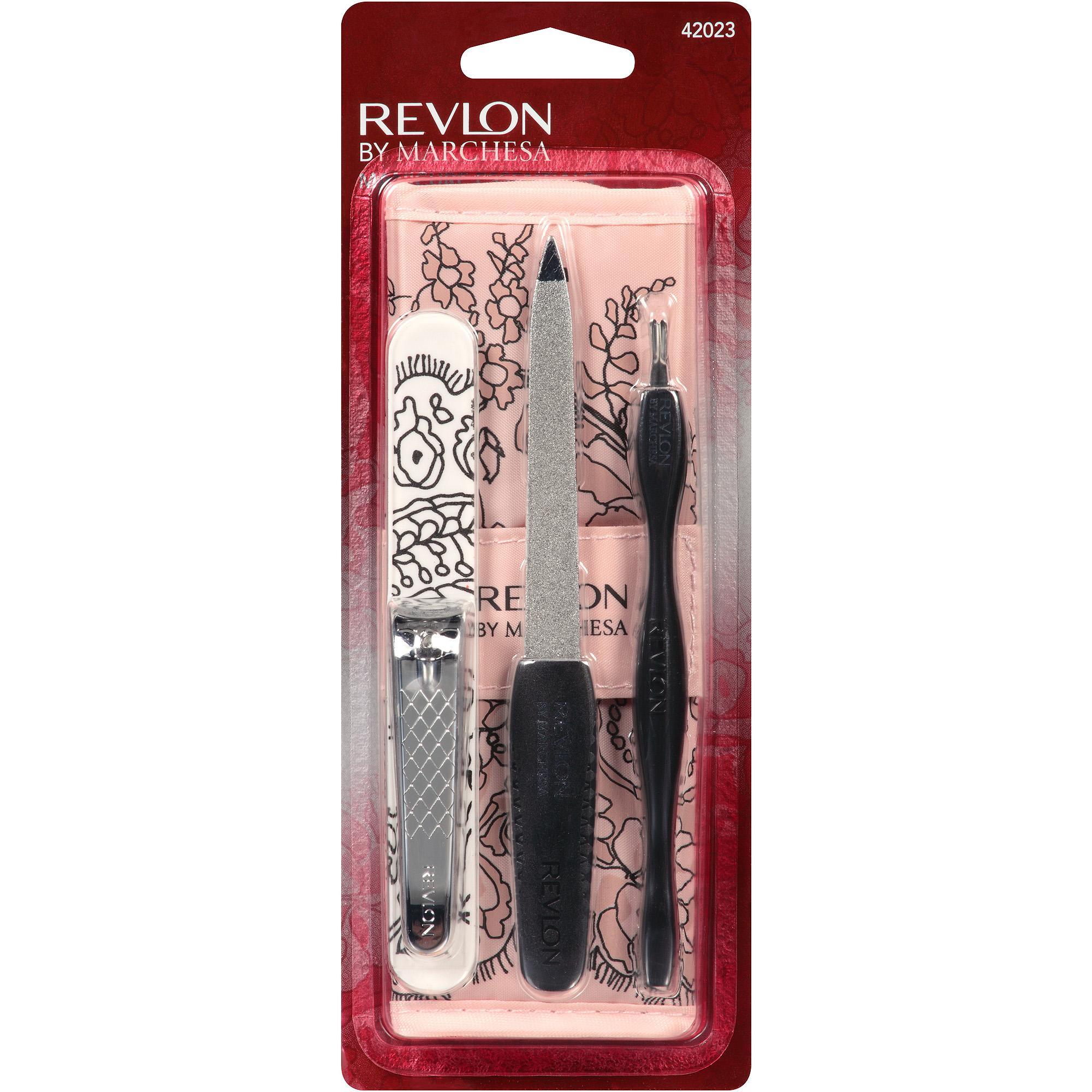 Revlon By Marchesa Variety Manicure Set, 4 pc