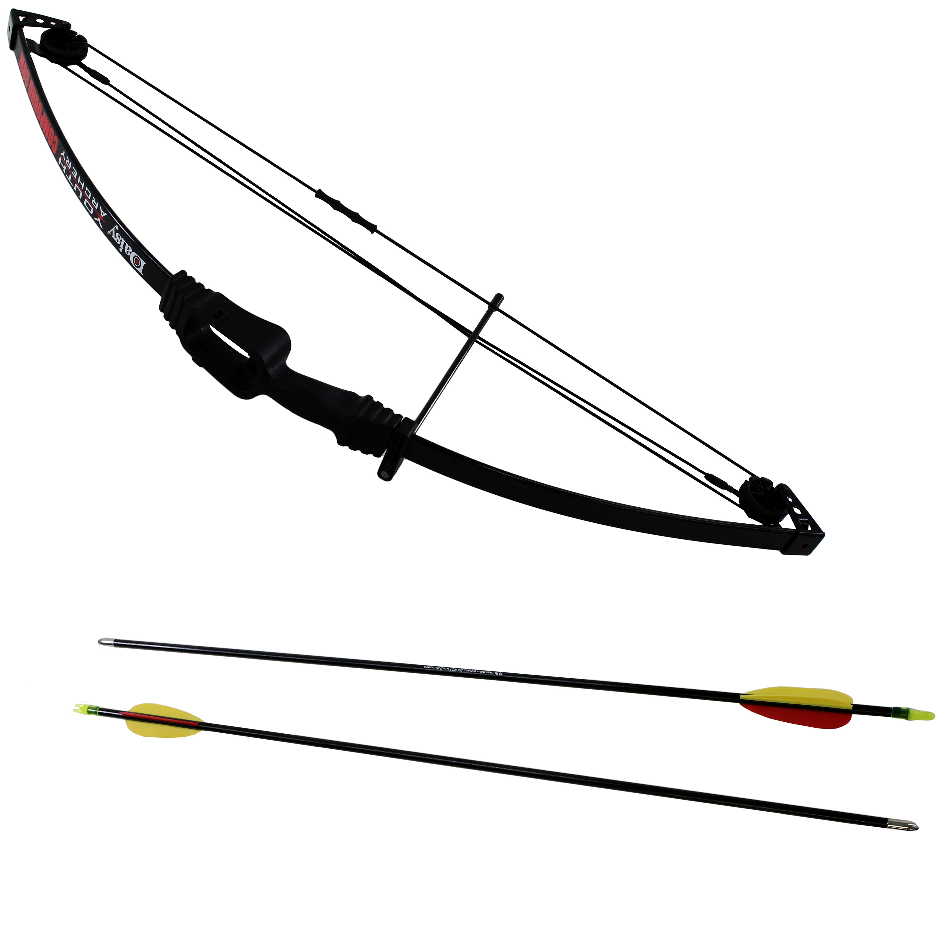 Daisy Outdoor Products Youth Package Compound Bow Ambidextrous 13