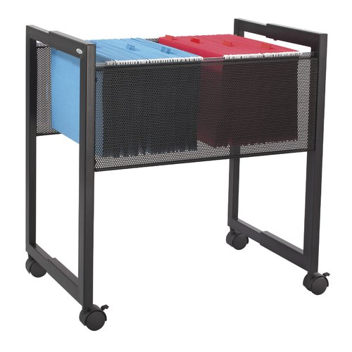 Safco Products Company Adjustable Mobile File Cart