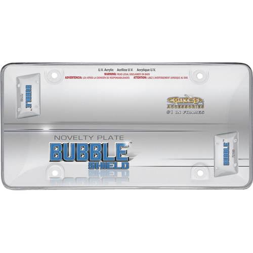 Cruiser Accessories Bubble Shield, Clear