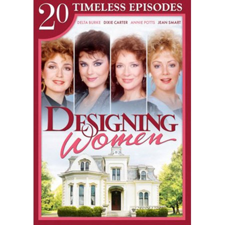 DESIGNING WOMEN-20 TIMELESS EPISODES (DVD) (2DISCS/FF/1.33:1) - Community Tv Show Halloween Episodes