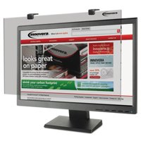 Innovera 46406 Protective Antiglare LCD Monitor Filter, Fits 24 in. Widescreen LCD